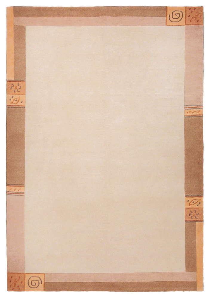 teppich handgeknpft teppich handgeknpft indira schoko. Black Bedroom Furniture Sets. Home Design Ideas