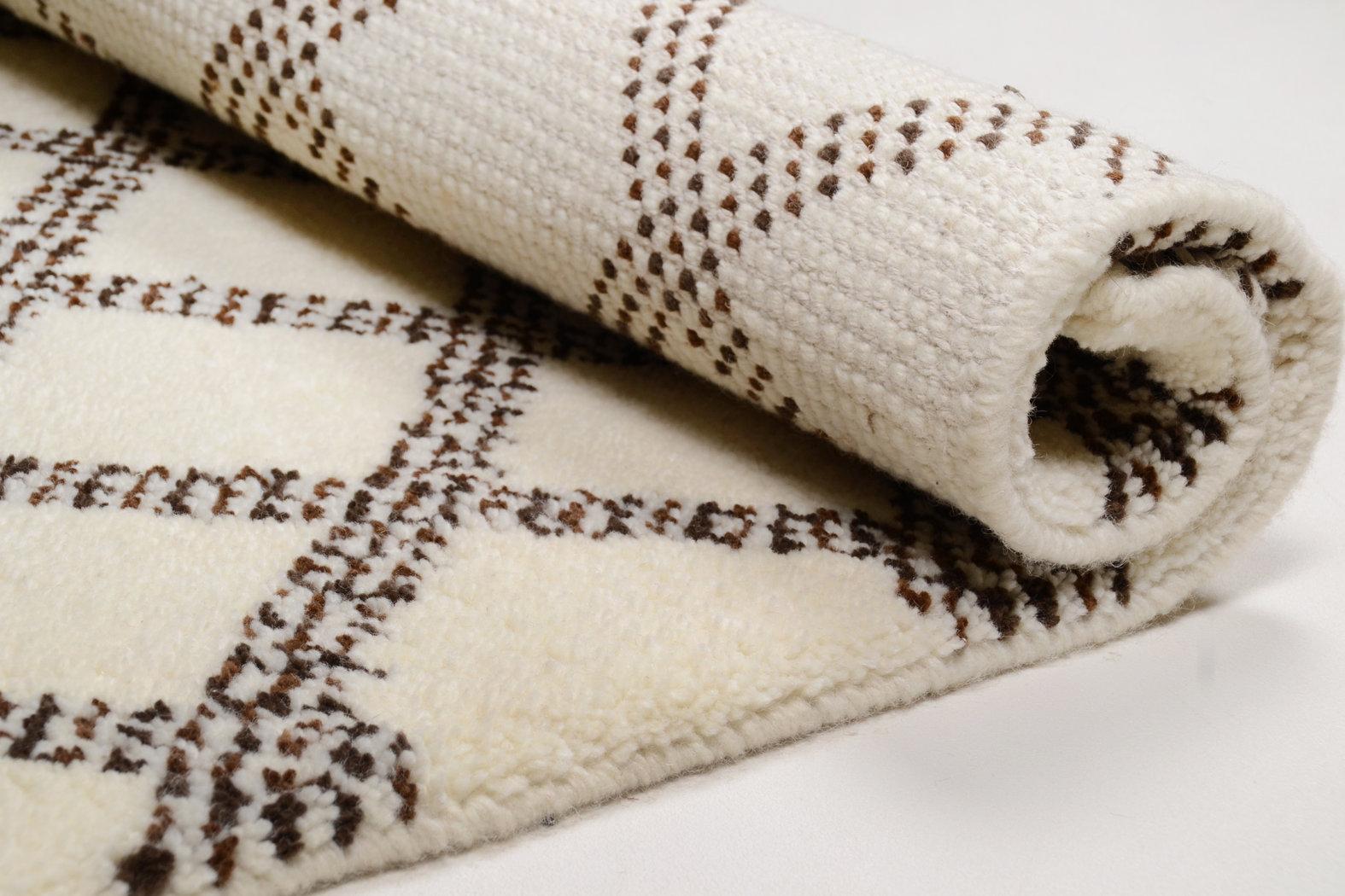 Teppich grau wei trendy teppich meliert wei grau with teppich