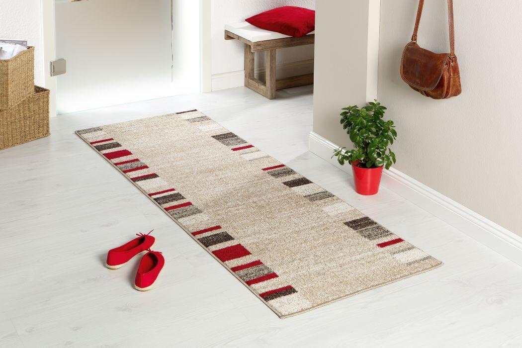 Luxe Ziegler Collection Petit Extra Large Living Room Floor Carpet Tapis Marron